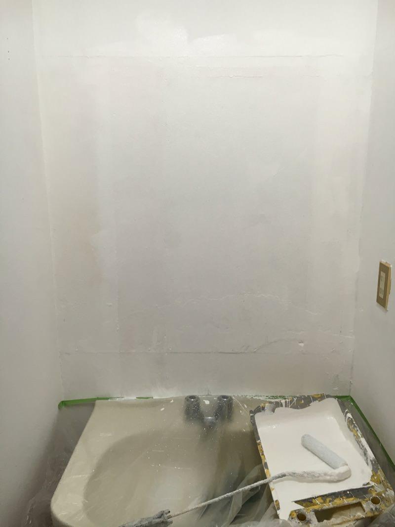 洗面台のセルフdiy画像10