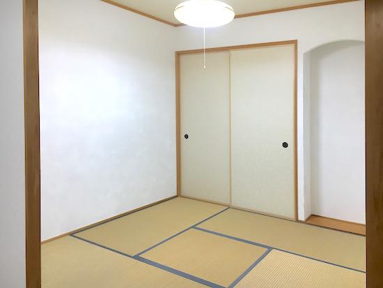リノベーション和室